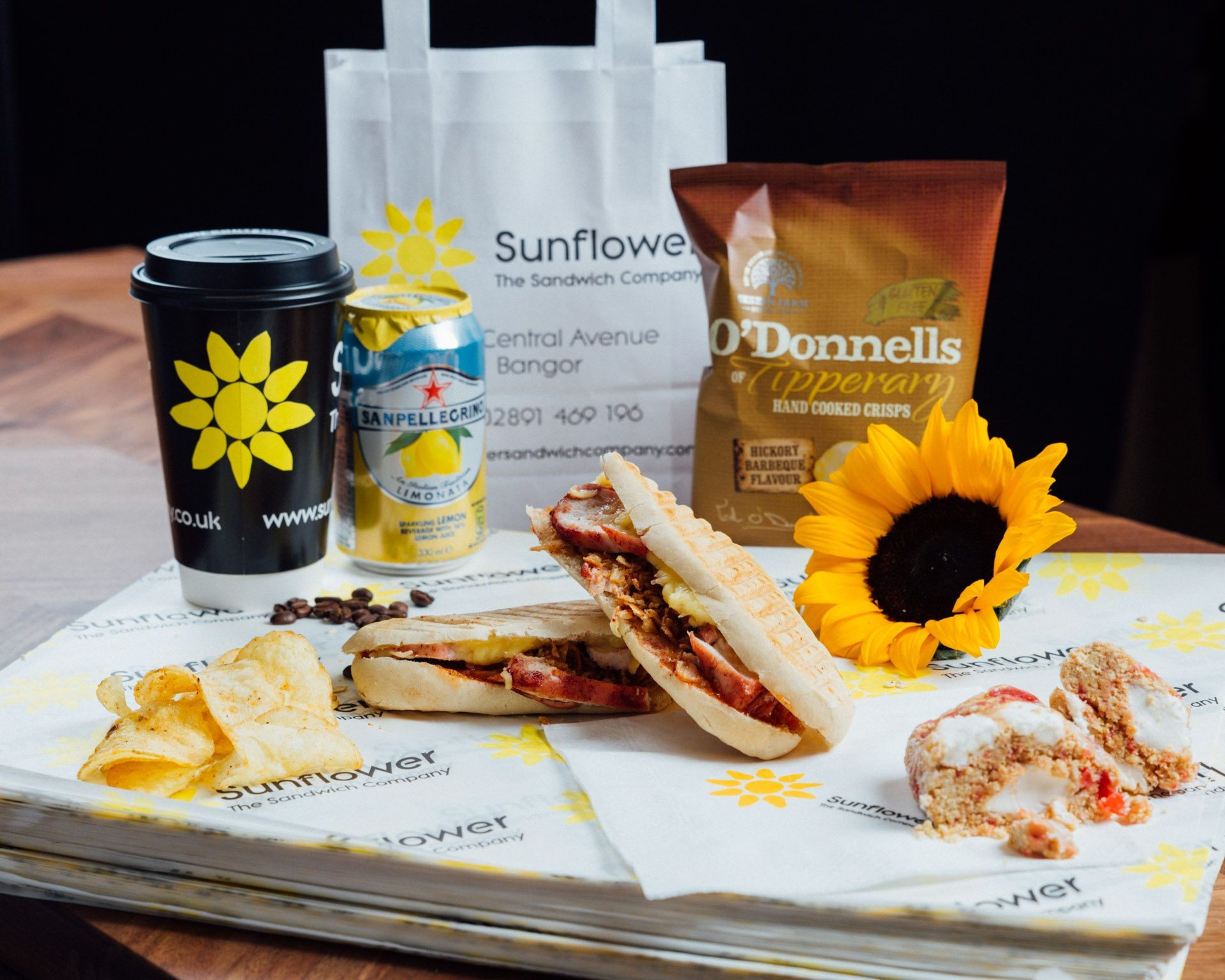 Commercial Photography by Bangor Ricky Parker Photography (Sunflower Sandwich Bar)-17