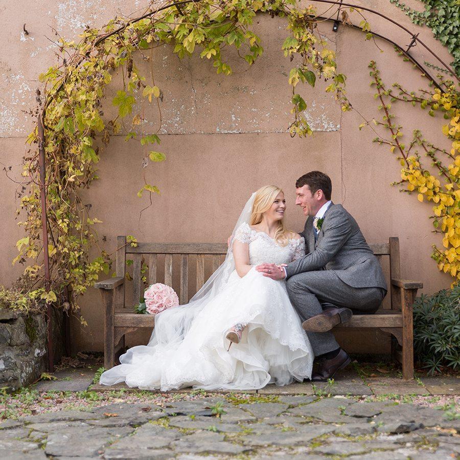 Larchfield Estate Wedding by Ricky Parker Photography