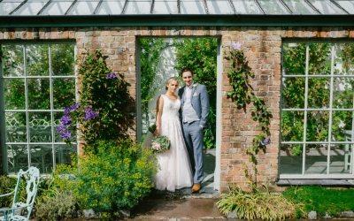 Clandeboye Estate Wedding: Kathryn & James
