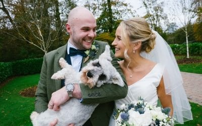 Clandeboye Lodge Hotel Wedding: Jenni & Brett