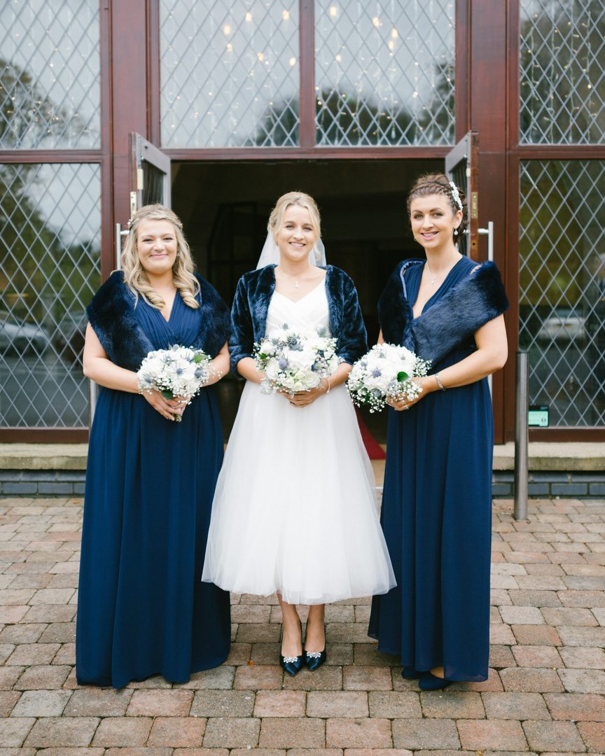 Clandeboye Lodge Wedding by Ricky Parker Photography-39