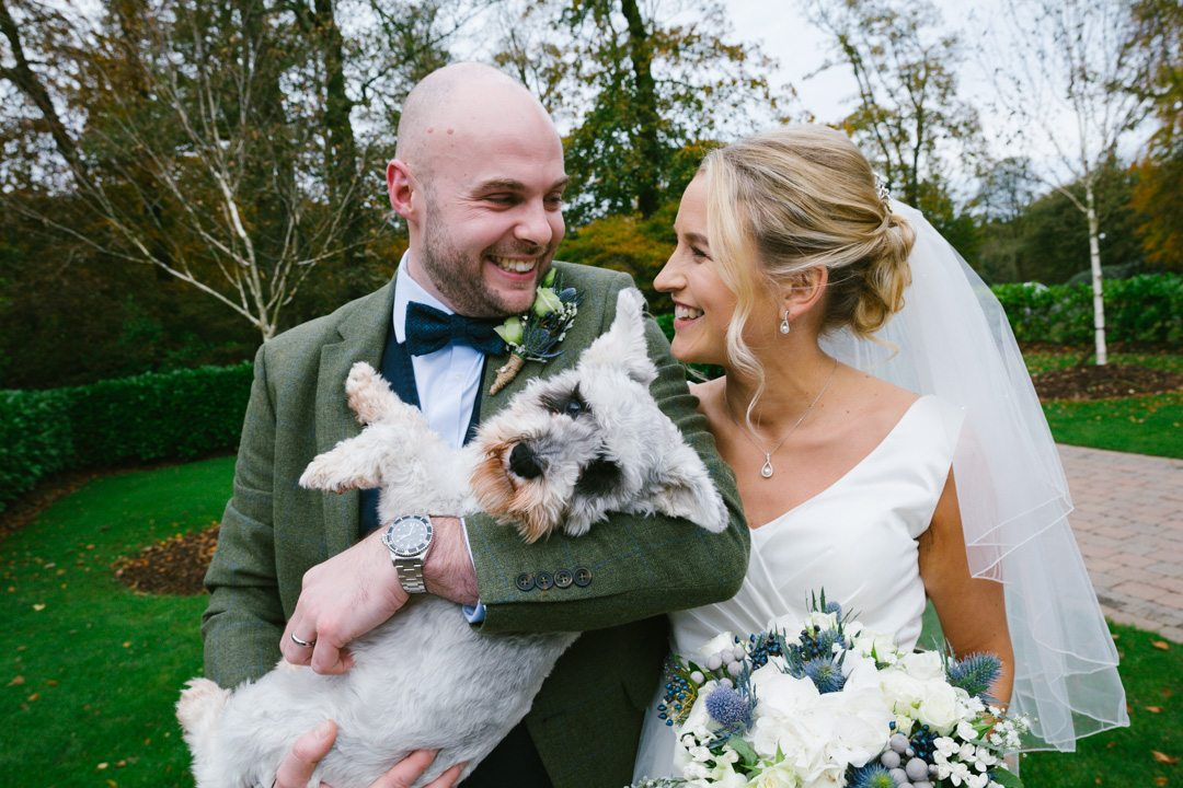 Clandeboye Lodge Wedding by Ricky Parker Photography-65