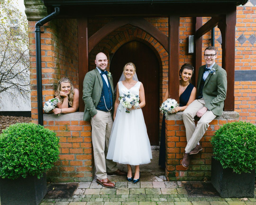 Clandeboye Lodge Wedding by Ricky Parker Photography-71