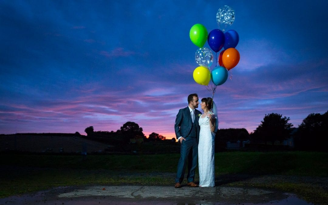 La Mon Hotel Wedding: Rachel & Chris