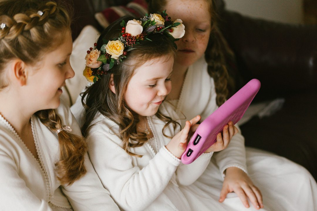 Riverdale Barn Wedding Northern Ireland by Ricky Parker Photography-24