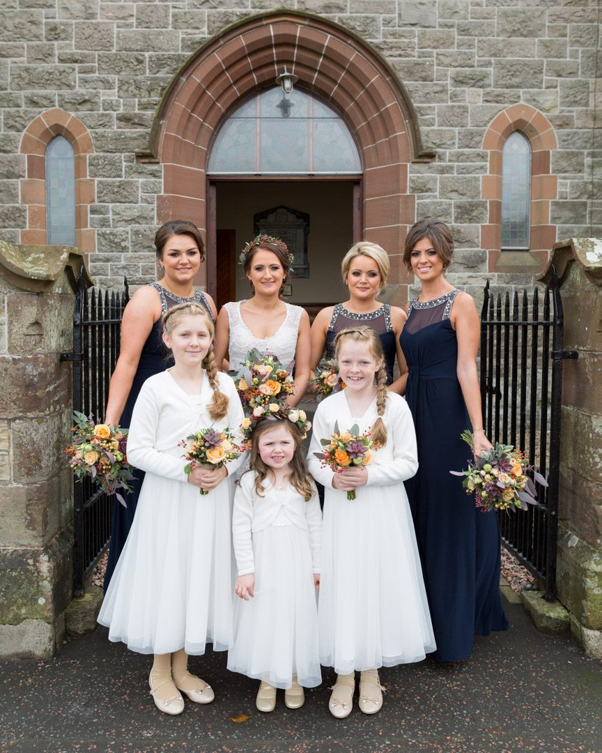 Riverdale Barn Wedding Northern Ireland by Ricky Parker Photography-35