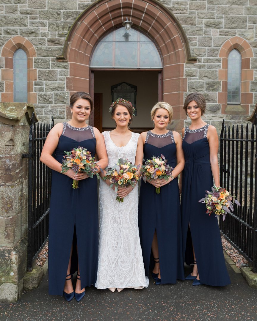 Riverdale Barn Wedding Northern Ireland by Ricky Parker Photography-36