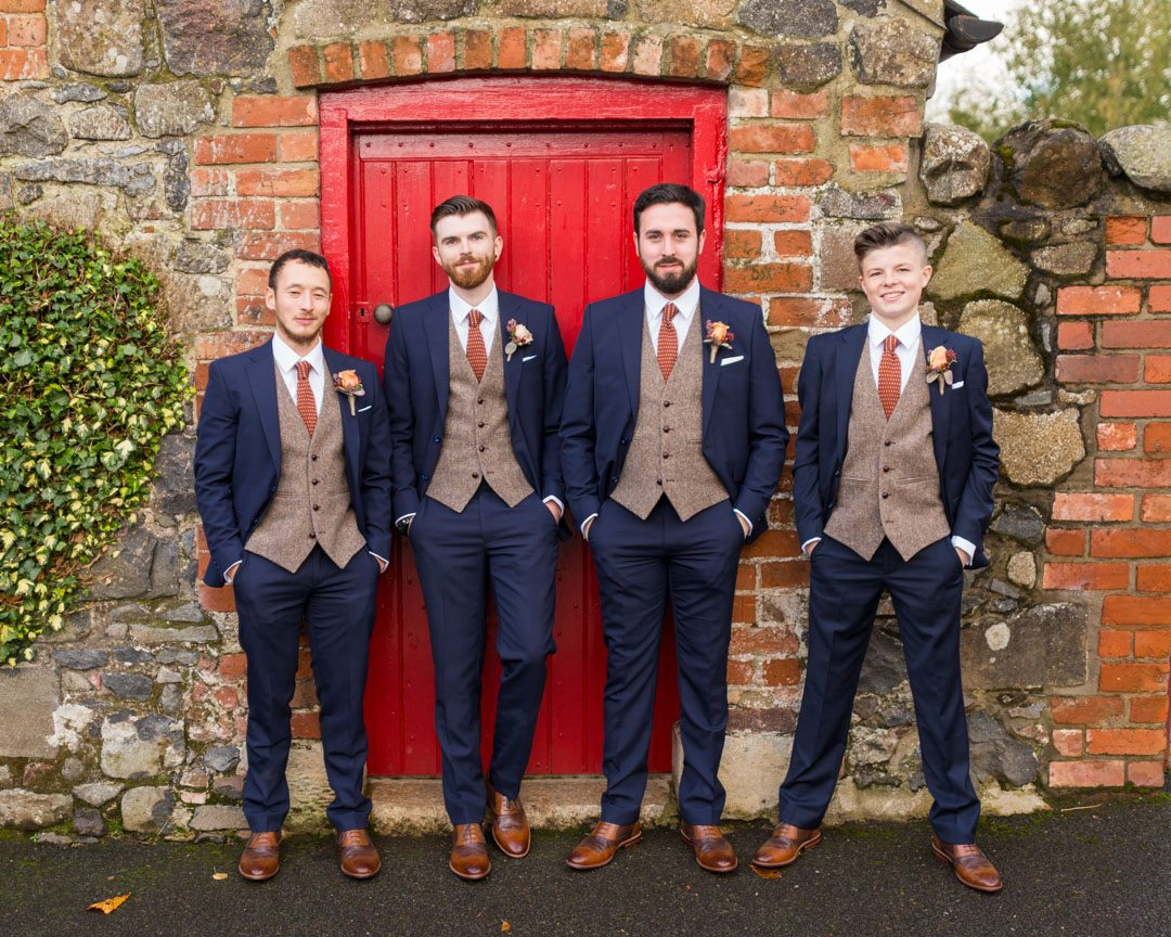 Riverdale Barn Wedding Northern Ireland by Ricky Parker Photography-67