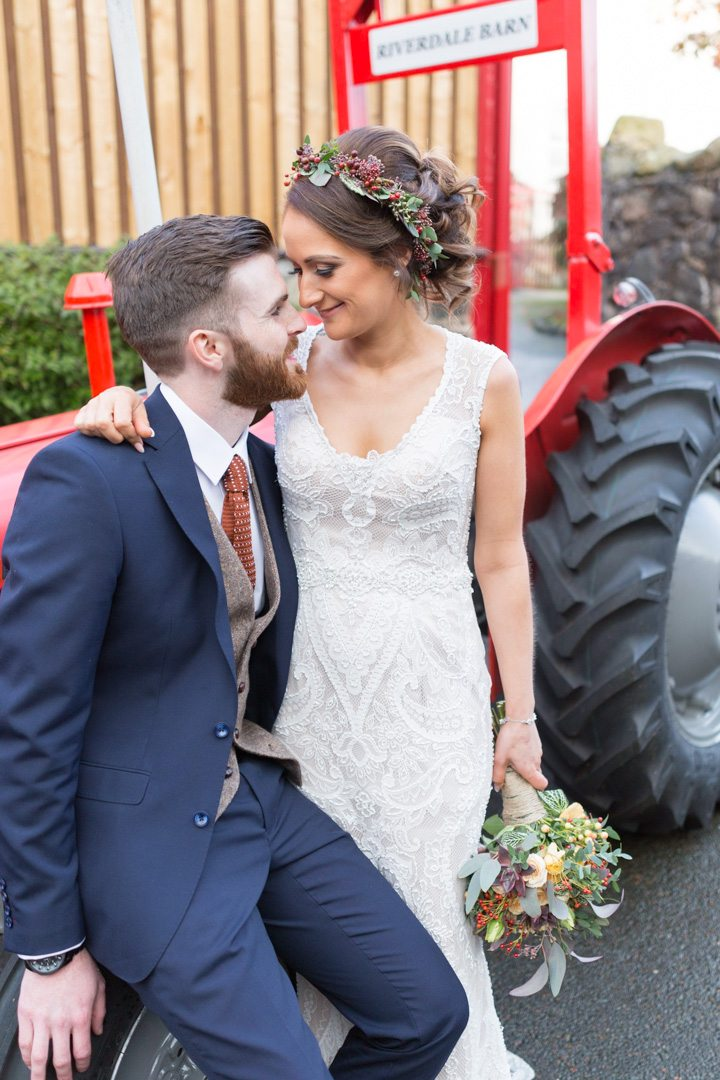 Riverdale Barn Wedding Northern Ireland by Ricky Parker Photography-71