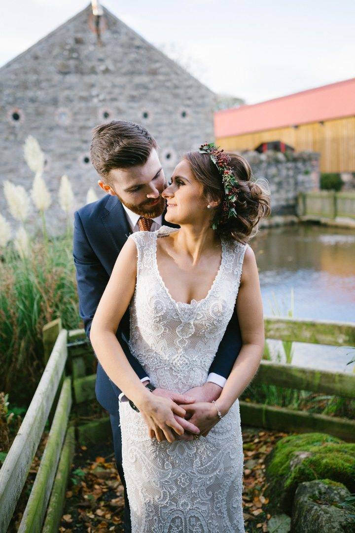 Riverdale Barn Wedding Northern Ireland by Ricky Parker Photography-72