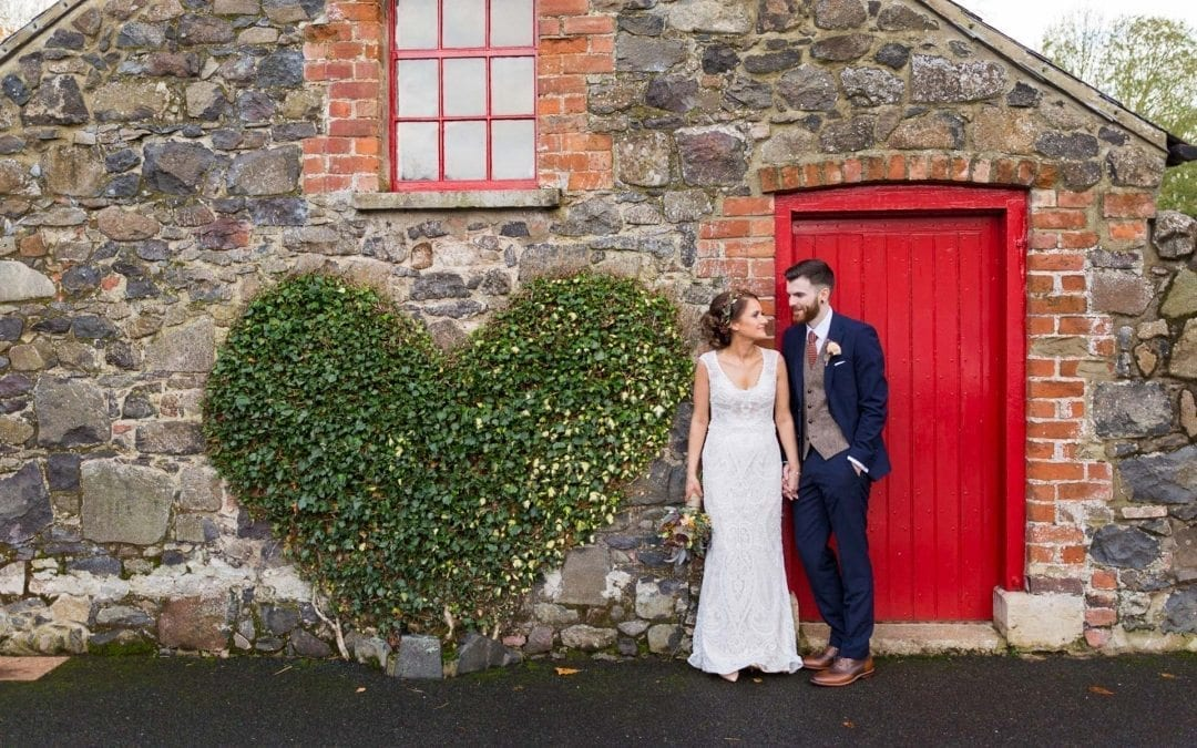 Riverdale Barn Wedding: Charlotte & David