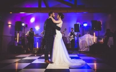 Tullyveery House Wedding: Emma & Matt