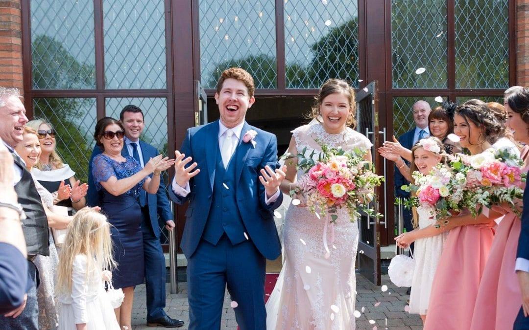 Clandeboye Lodge Hotel Wedding: Maria & Lee