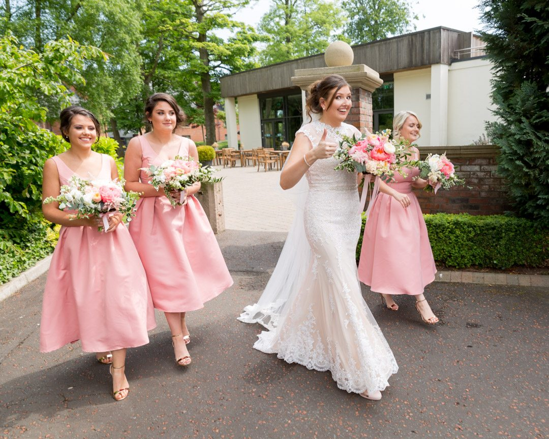 Clandeboye Lodge Hotel Wedding by Ricky Parker Photography-10
