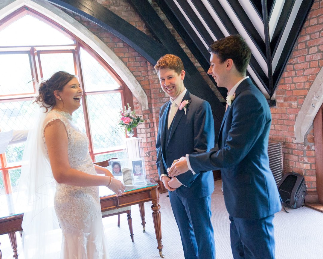 Clandeboye Lodge Hotel Wedding by Ricky Parker Photography-100