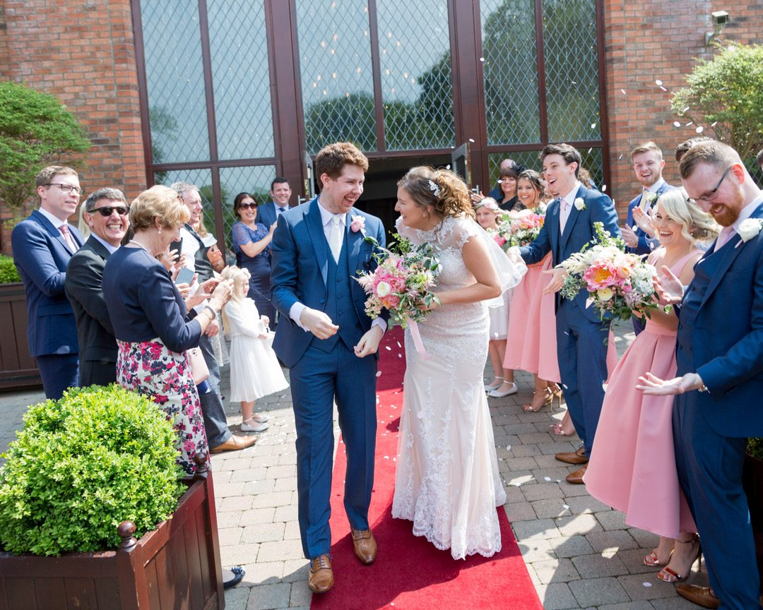 Clandeboye Lodge Hotel Wedding by Ricky Parker Photography-44