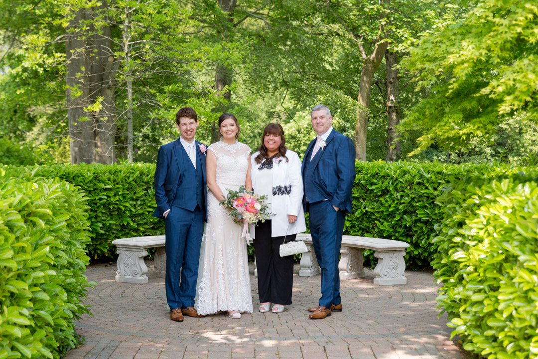 Clandeboye Lodge Hotel Wedding by Ricky Parker Photography-46
