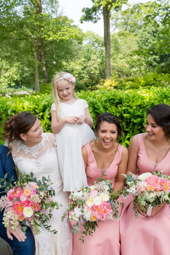 Clandeboye Lodge Hotel Wedding by Ricky Parker Photography-53