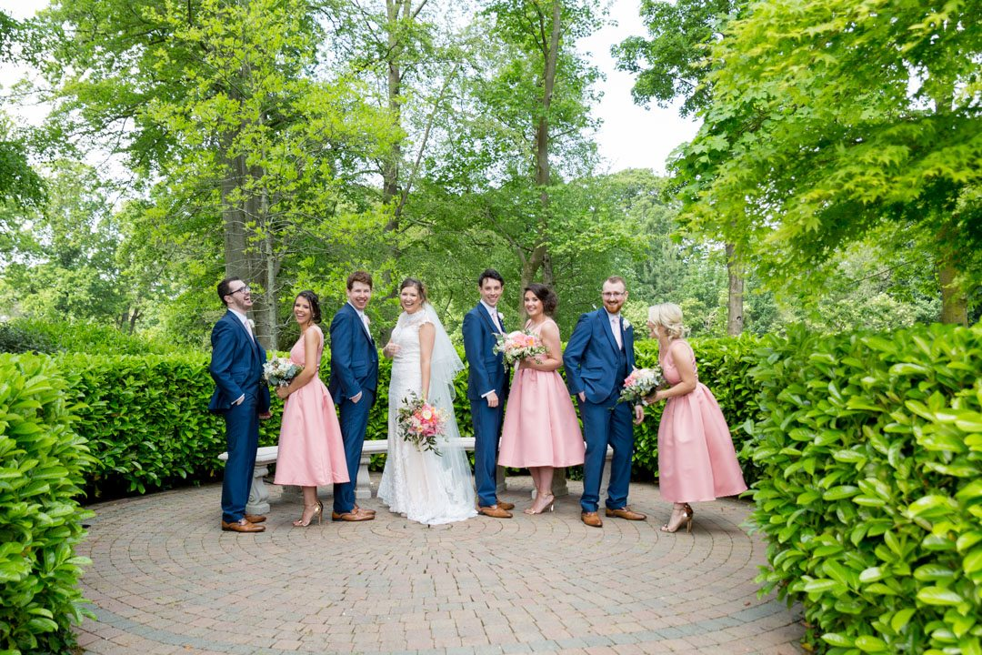 Clandeboye Lodge Hotel Wedding by Ricky Parker Photography-54