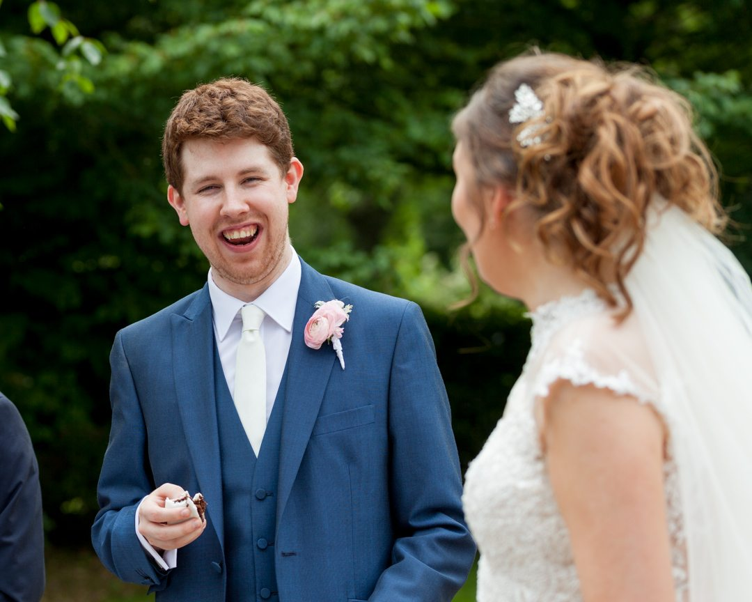 Clandeboye Lodge Hotel Wedding by Ricky Parker Photography-63