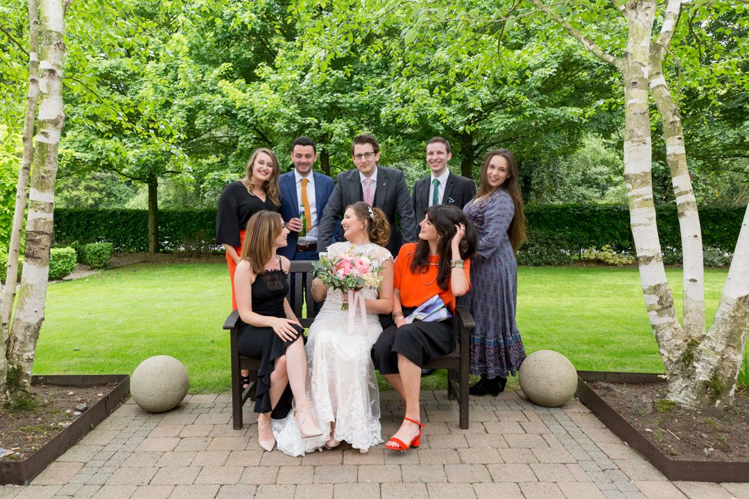 Clandeboye Lodge Hotel Wedding by Ricky Parker Photography-77