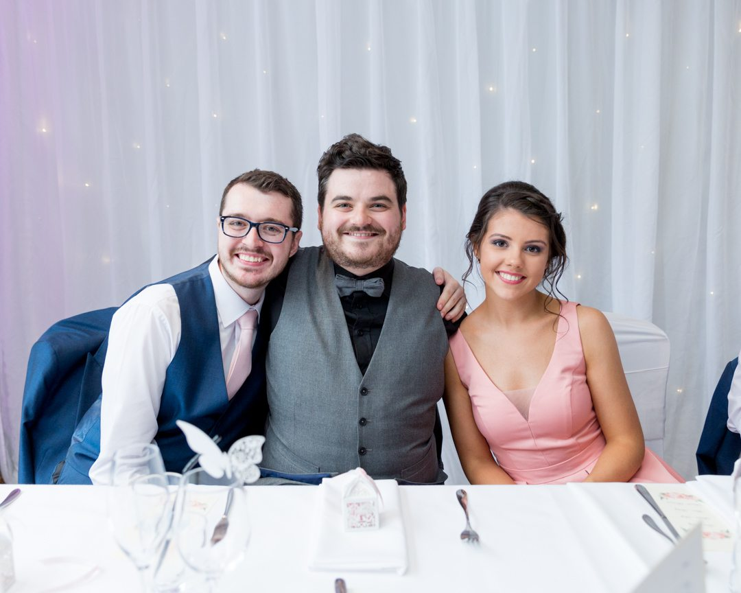 Clandeboye Lodge Hotel Wedding by Ricky Parker Photography-87
