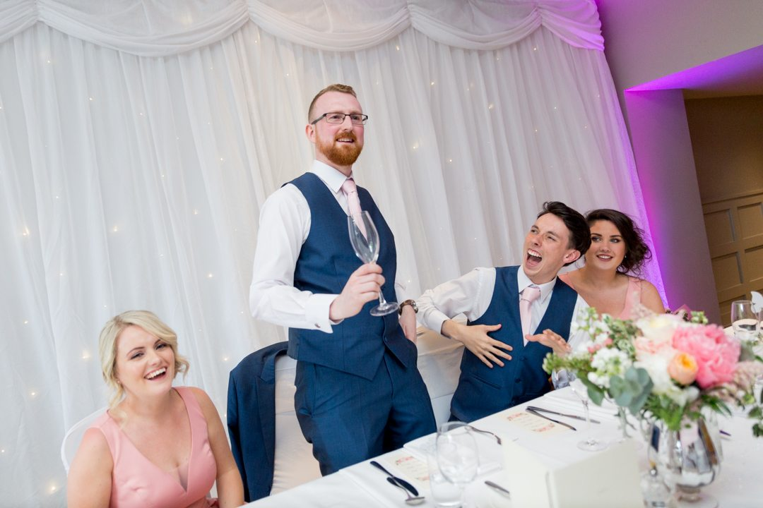 Clandeboye Lodge Hotel Wedding by Ricky Parker Photography-88