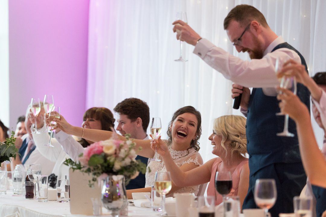 Clandeboye Lodge Hotel Wedding by Ricky Parker Photography-90