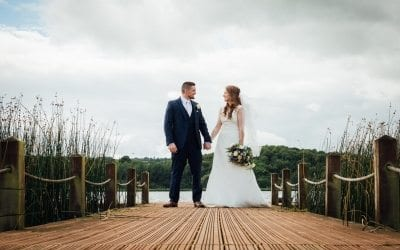 Lough Erne Resort Wedding: Northern Ireland Sarah & Darren