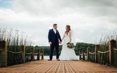 Lough Erne Resort Wedding: Northern Ireland Sarah & Darren