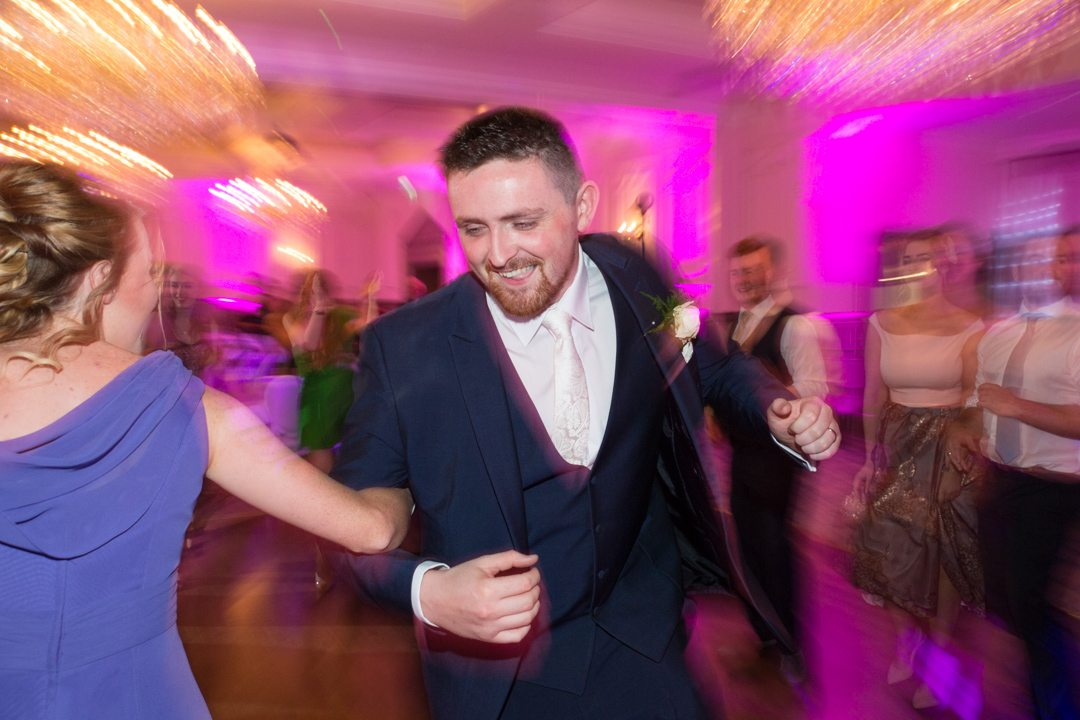 Lough Erne Resort Wedding by Ricky Parker Photography-105