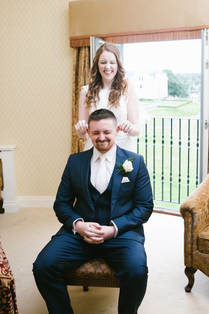 Lough Erne Resort Wedding by Ricky Parker Photography-32