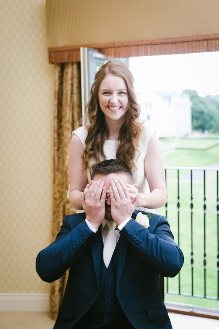 Lough Erne Resort Wedding by Ricky Parker Photography-34