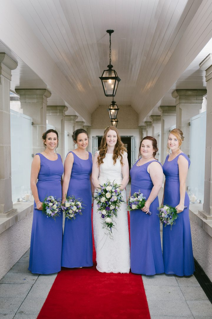 Lough Erne Resort Wedding by Ricky Parker Photography-38