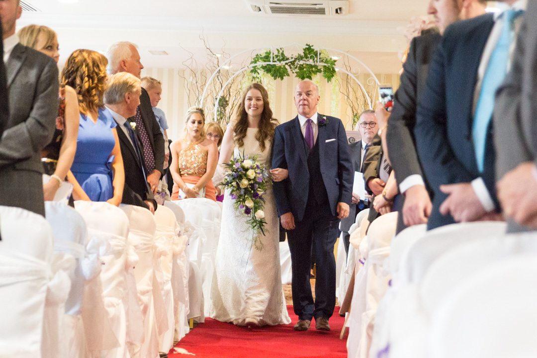 Lough Erne Resort Wedding by Ricky Parker Photography-42