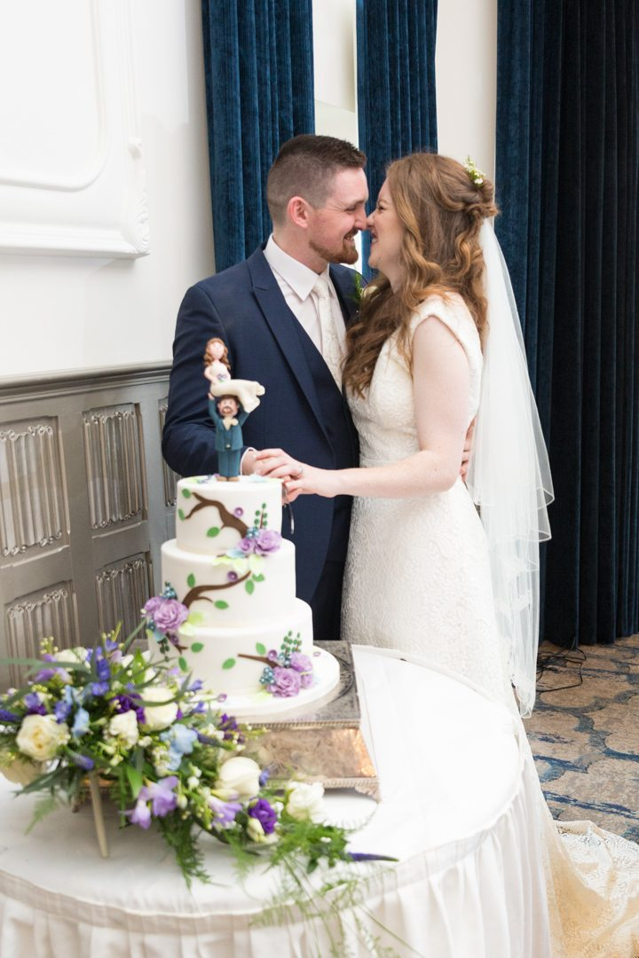 Lough Erne Resort Wedding by Ricky Parker Photography-66