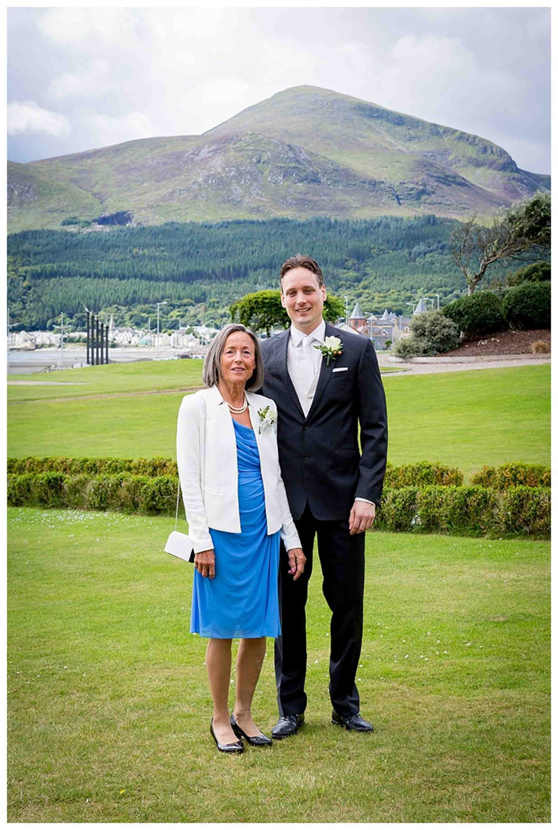 Slieve Donard Resort Wedding Photography by Ricky Parker Photography-11