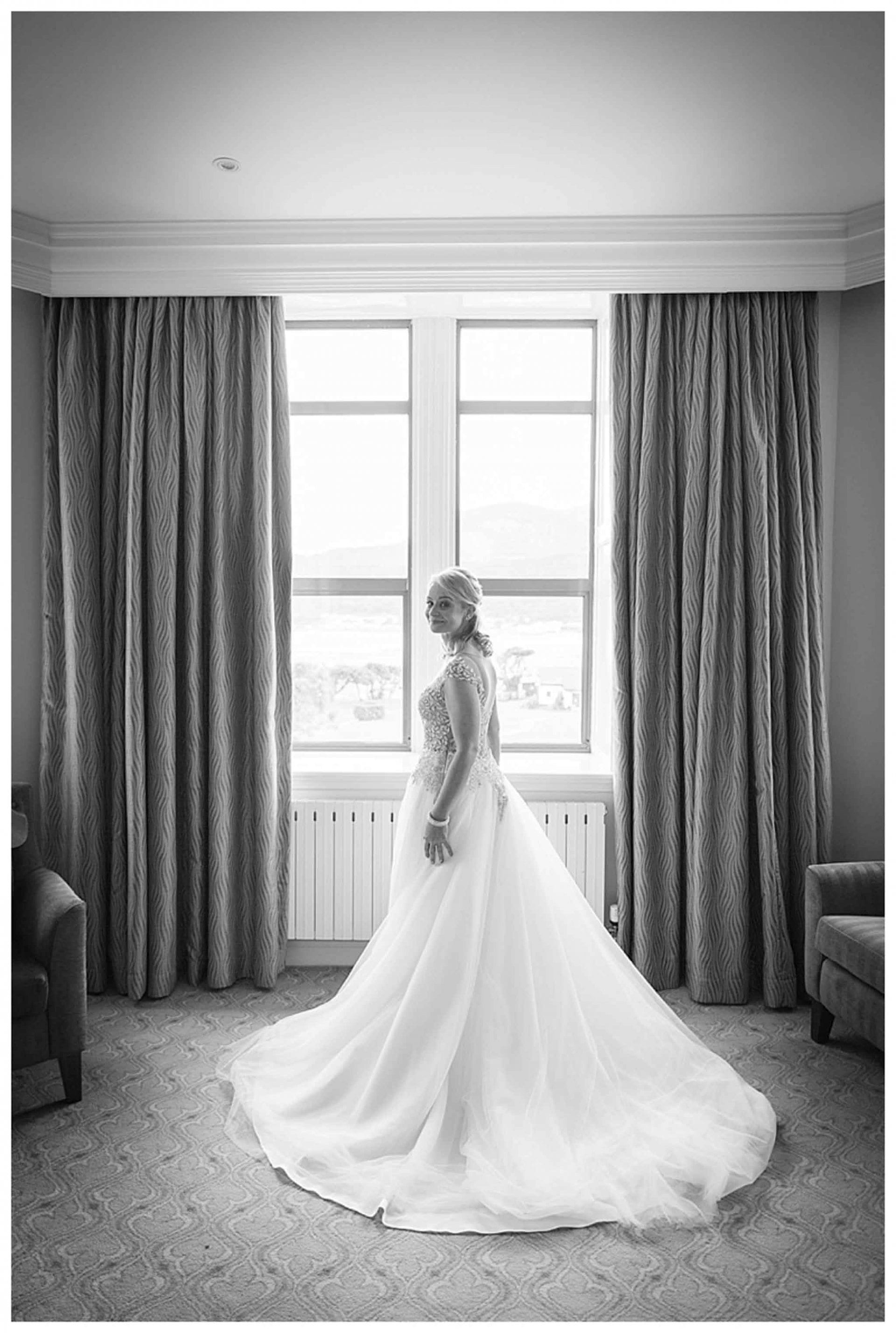 Slieve Donard Resort Wedding Photography by Ricky Parker Photography-19