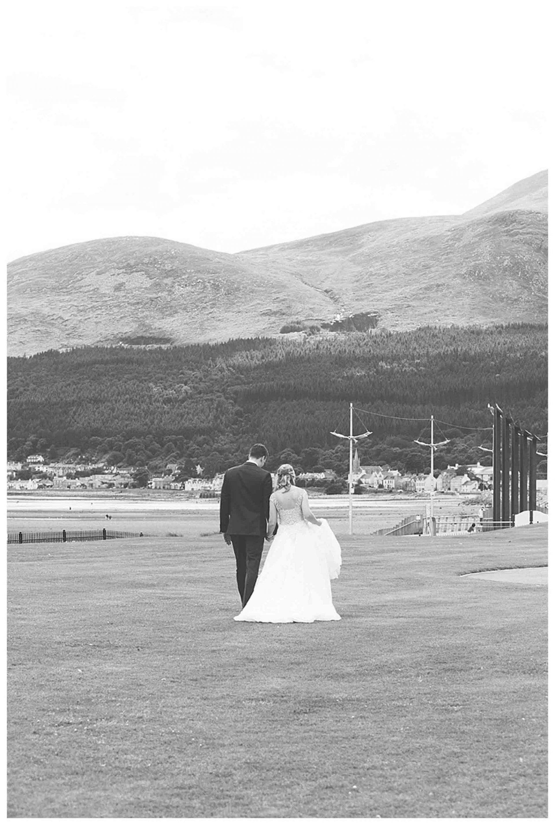 Slieve Donard Resort Wedding Photography by Ricky Parker Photography-50