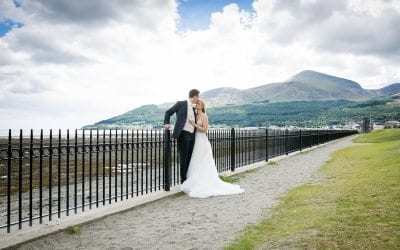 Slieve Donard Resort Wedding Northern Ireland: Melissa & Jan-Peter