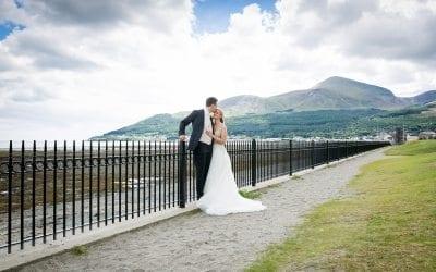 Slieve Donard Resort Wedding Northern Ireland: Melissa & Jan-Peter