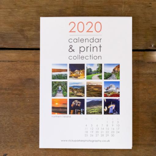 2020 Northern Ireland Calendar