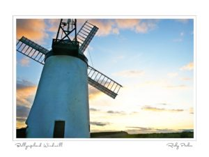 Ballycopeland Windmill by Ricky Parker Photography