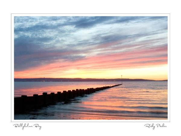 Ballyholme Bay by Ricky Parker Photography