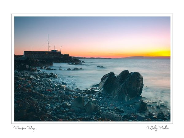 Bangor Bay by Ricky Parker Photography