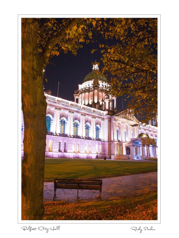 Belfast City Hall by Ricky Parker Photography