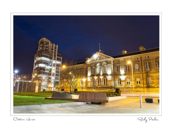 Custom House by Ricky Parker Photography
