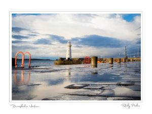 Donaghadee Harbour by Ricky Parker Photography