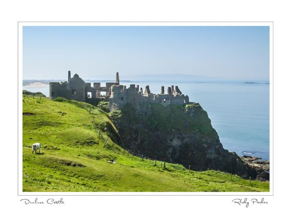 Dunluce Castle by Ricky Parker Photography