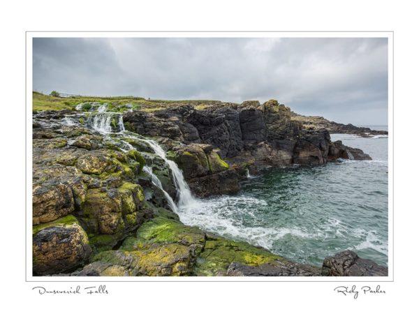 Dunseverick Falls by Ricky Parker Photography
